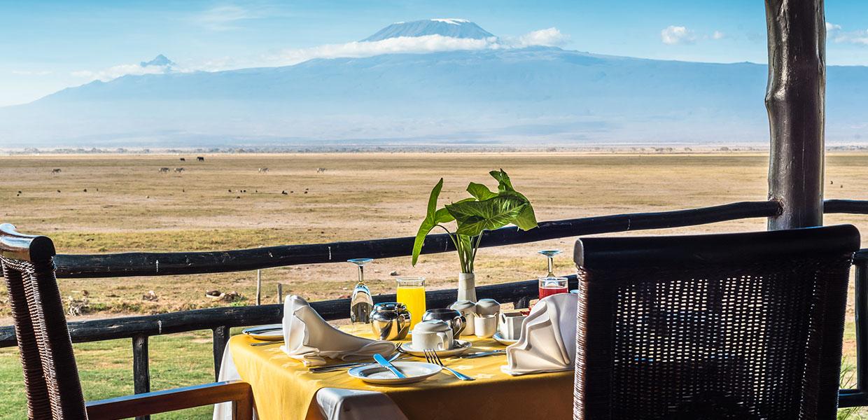 Kibo Villa, Amboseli